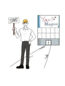 Onboarding mit YouMagnus