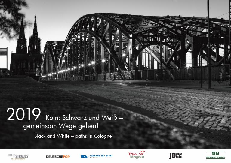 Köln Kalender 2019: So sieht das Cover aus.